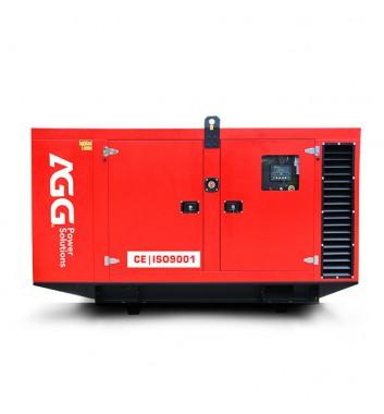 Дизельная электростанция C66D5 в кожухе