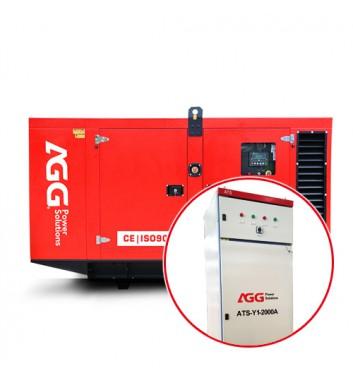 Дизельная электростанция P110D5 в кожухе c АВР