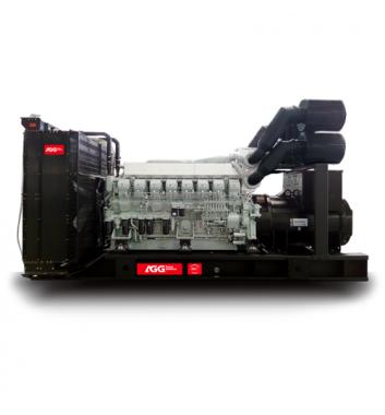 Дизельная электростанция MS2250D5 открытая